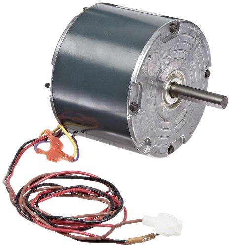 Fasco D107112,7cm Rahmen Permanent Split Kondensator heil-quaker vollständig geschlossenen OEM Ersatz Motor mit Sleeve Bearing, 1/6HP, 1100RPM, 208–230V, 60Hz, 0,99Amps