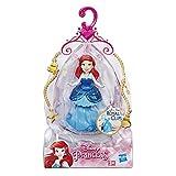 Disney Princesses - Poupee Princesse Disney Mini Poupee Royal Clips Ariel - 8 cm