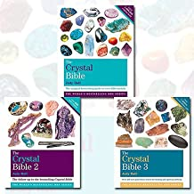 The Crystal Bible Volume 1-3 3 Books Bundle Judy Hall Collection - Godsfield Bibles