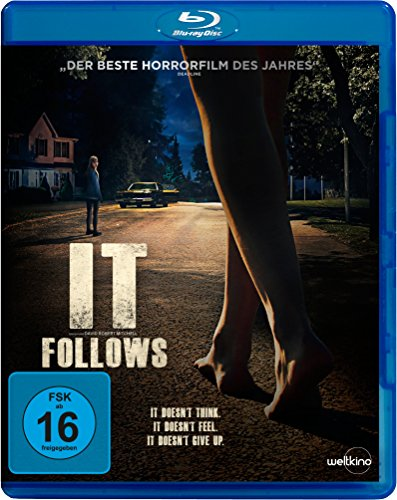 It Follows [Blu-ray] - Elektro-oase