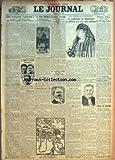 Telecharger Livres JOURNAL LE No 11892 du 09 05 1925 OU TROUVER L ARGENT COMMENT LE GOUVERNEMENT PENSE TROUVER TROIS MILLIARDS DE RECETTES NOUVELLES PAR LUCIEN CHASSAIGNE LE TRENTE ET UNIEME BORDEAUX PARIS LA PLUIE TROUBLA L INAUGURATION DE LA FOIRE DE SAINT GERMAIN UN VAPEUR JAPONAIS COULE AVEC CENT PERSONNES A BORD LES MUTILES DE FRANCE FETES A LIEGE M DALADIER NE SERA PAS GOUVERNEUR DE L INDOCHINE TROTSKY REVIENT PAR S B M VANDEVYVERE FORMERAIT LE MINISTERE BELGE AUX ASSISES DE SAIN (PDF,EPUB,MOBI) gratuits en Francaise