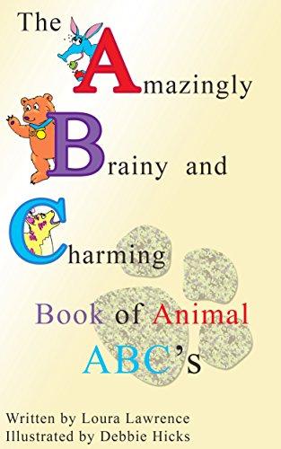 and Charming Book of Animal ABC's (English Edition) ()