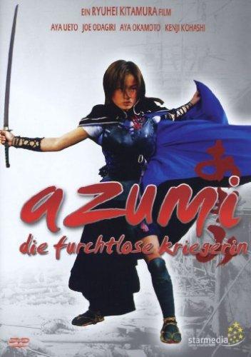 Laser Paradise/DVD Azumi - die furchtlose Kriegerin