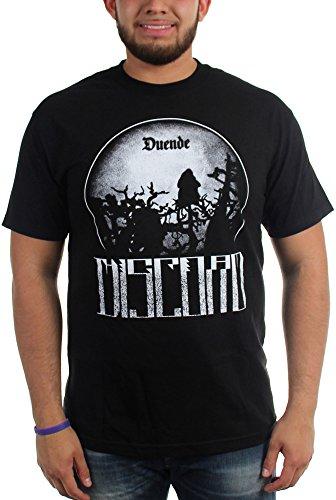 The Great Discord Duende-Maglietta a maniche corte, da uomo nero Large