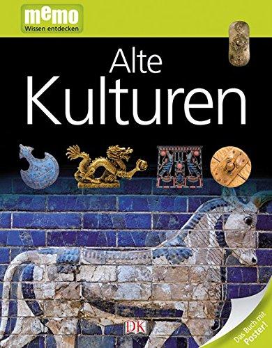 memo Wissen entdecken. Alte Kulturen: Das Buch mit Poster!