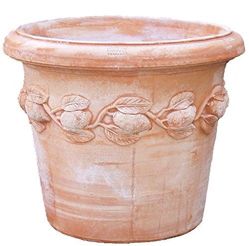 Teramico Siena Conca LIMONI 80 - Vaso per piante in...