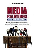 51Us1%2B4vE7L. SL160  - Assodigitale Intervista Carmelo Cutuli, autore del libro 'Media Relations. Il metodo americano'
