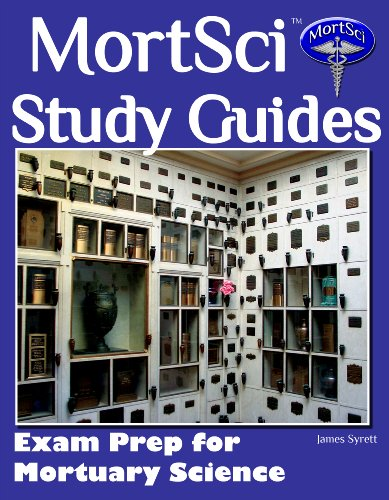 ice Study Guides - Exam Prep for Mortuary Science: Mortician's resource (English Edition) ()