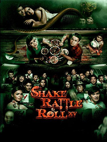 Shake Rattle & Roll XV Cover