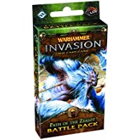 Path of the Zealot: Battle Pack (Warhammer Invasion; The Corruption Cycle)