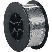 Einhell 1576250 -Bobina de hilo animado para soldadura, 0.9 mm, 0.4 kg, color negro