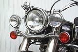 Lampenhalter für Zusatzscheinwerfer Yamaha XV 1600 Wild Star