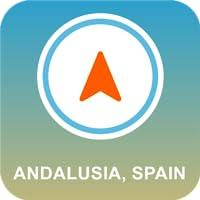 Andalusien, Spanien GPS