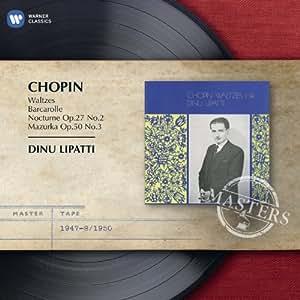 Chopin: Waltzes - EMI Masters