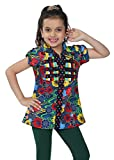 Catmini Red Cotton Tunic For Girls