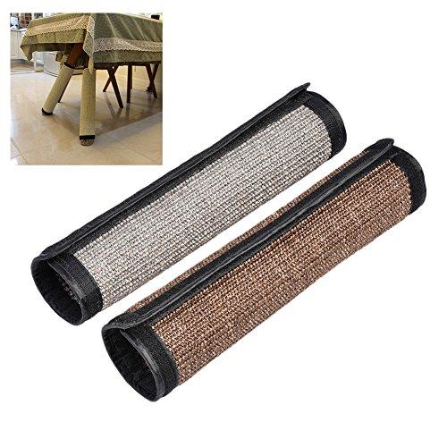 Tappetino tiragraffi per gatti in fibra d'agave, protezione per gambe del letto, mobili,...