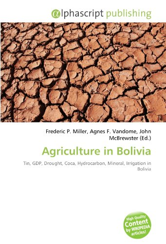 Agriculture in Bolivia