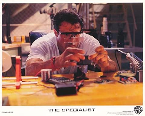 The Specialist Plakat Movie Poster (11 x 14 Inches - 28cm x 36cm) (1994) D