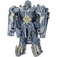 Transformers C2821ES0 The Last Knight 1-Step Turbo Changer Megatron Figure