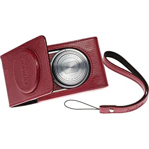 Fujifilm Premium Leather Case for XF1 Camera - Red