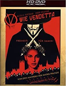 V wie Vendetta [HD DVD]