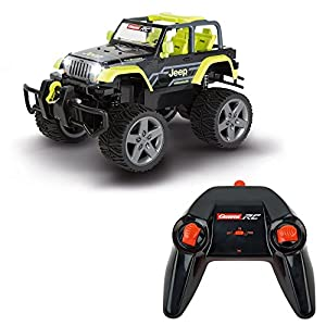 Carrera RC - Jeep Wrangler Rubicon, Verde (370162104)