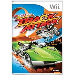 Hot Wheels Track Attack [Importación alemana]