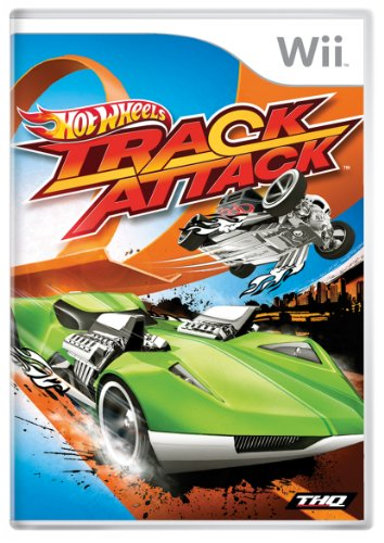 Hot Wheels Track Attack - FairPay (Wii Hot Wheels Spiel)