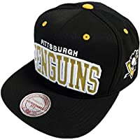 Mitchell & Ness Pittsburgh Penguins Reflective Arch HWC VI20Z Snapback