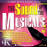 The Sound Of Musicals Vol 1 - Karaoke CDG Double Disc - EZP82