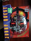 1996 Jonny Quest Galoob Night Mission with Silent Storm Jessie and Night Stryker Johnny Quest by Galoob