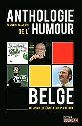 ANTHOLOGIE DE L'HUMOUR BELGE