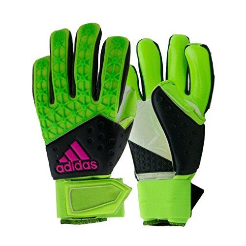 Predator Torwart Adidas Pro Handschuhe (Adidas Torwarthandschuhe Ace Zones Promo grün 9,5)