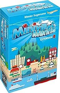 Monster Games - MOOMINI3 - Juego de Estrategia - Minivilles Green Valley Expansión 2