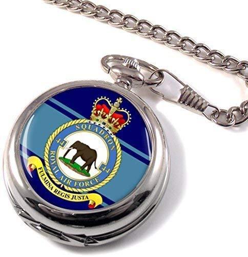 Numéro 44 Escadron Royal Air Force (Raf ) Poche Montre