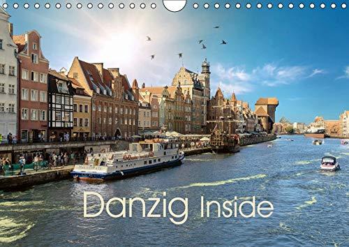 Danzig Inside (Wandkalender 2019 DIN A4 quer): Danzig, Perle der Ostsee (Monatskalender, 14 Seiten ) (CALVENDO Orte)