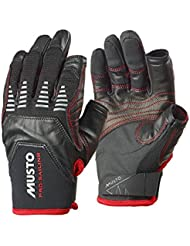 Musto Evolution Sailing Gloves - Black