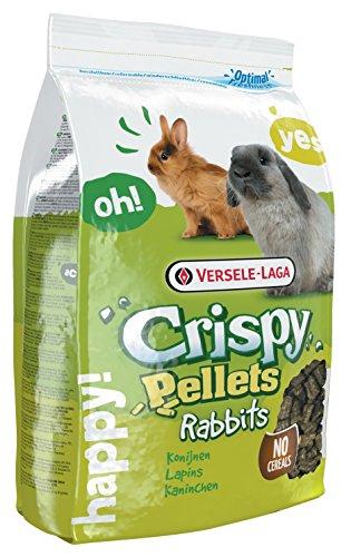 Versele Laga Kaninchenfutter Crispy Pellets 2 kg, 2er Pack (2 x 2 kg)