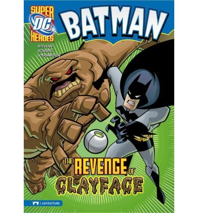 (Batman: The Revenge of Clayface) By Stevens, Eric (Author) Hardcover on (01 , 2009)