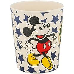 Mickey Mouse 1324 Vaso Bambu 270ml All Star'