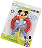 Best Disney 10 mois Jouets - Clementoni - 14382 - Hochet Mickey - Disney Review