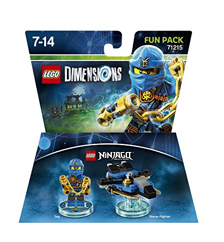 Figurine 'Lego Dimensions' - Jay - Lego Ninjago