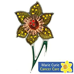 Brooches Store Marie Curie Cancer Appeal Daffodil Brooch