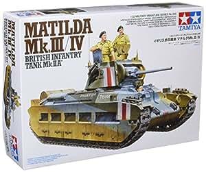 Tamiya - 35300 - Maquette - Matilda MK III / IV - Echelle 1:35