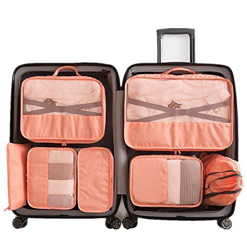 SLHP - Organizador para maletas Rosa Rosa