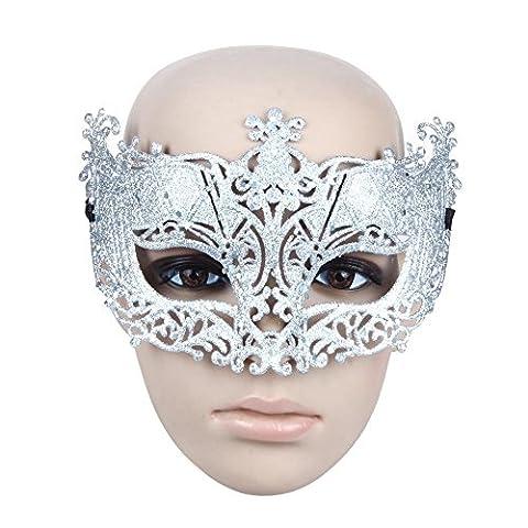 Masque Pour Prom - Générique fantaisie vénitienne mascarade femme masque costume