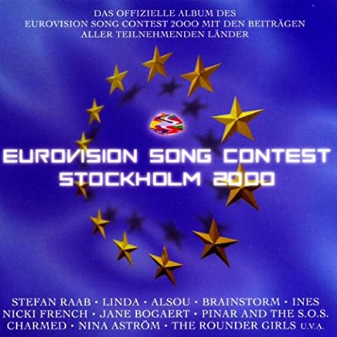 Eurovision Song Contest - Stockholm 2000 (Eurovision Songcontest)