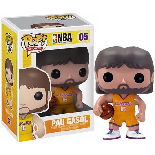Figura Funko Pop! Sports Pau Gasol