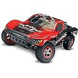 Traxxas TRX58034-1 - Slash Short-Track-Racer RTR Monster Truck 2WD, schwarz