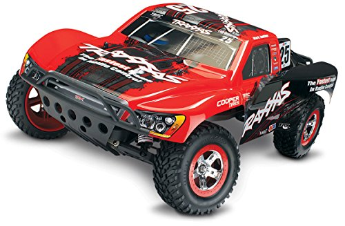 Traxxas TRX58034-1 - Slash Short-Track-Racer RTR Monster Truck 2WD, Black